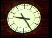 Numberless Clock Face